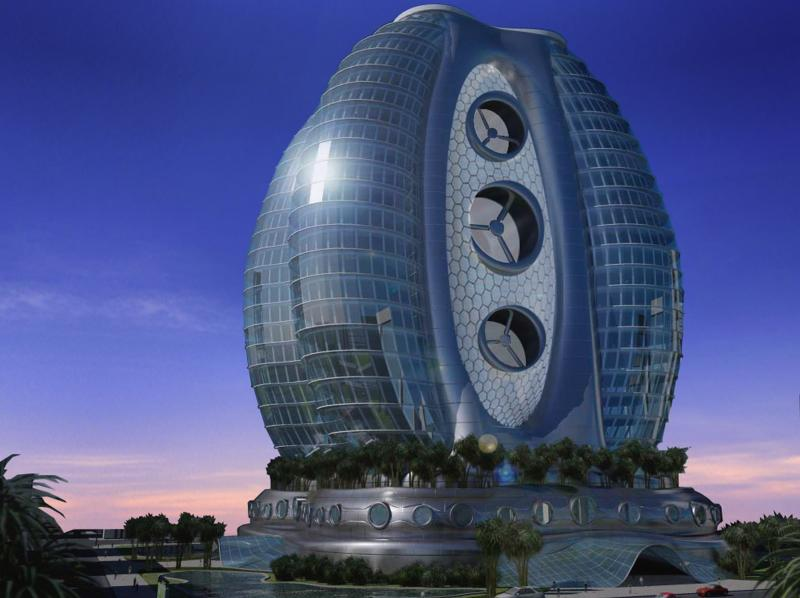 AVIONICA, headquaters Mercedes Benz in Dubai, Dubai